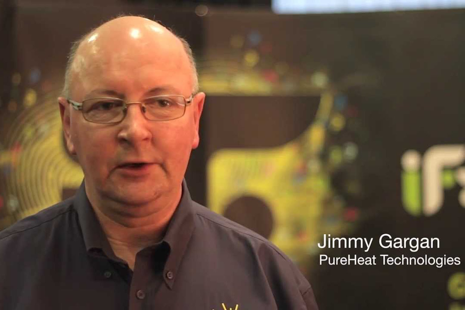Jimmy Gargan of Pureheat Technologies