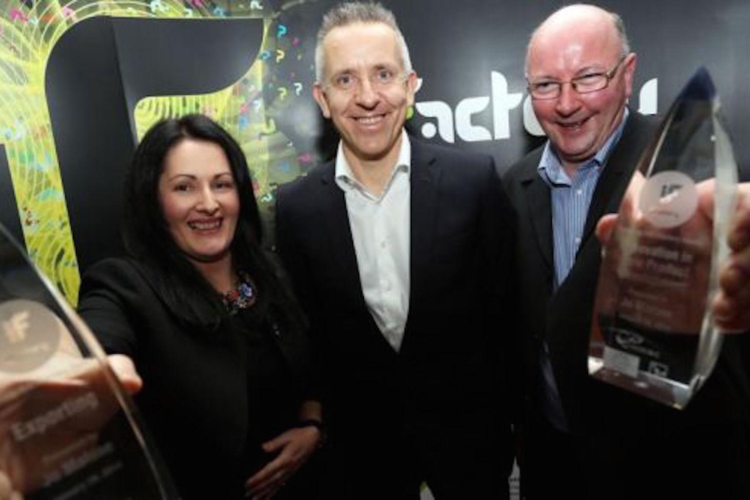 PureHeat Technologies Award Winning Heat Panels - Credit Irish Times