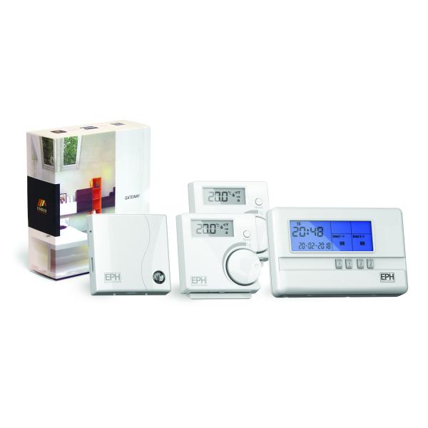 EPH Smart WiFi Control - 2 Zones